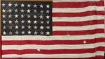 US Flagge bunt