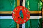 Dominica Flagge