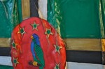 Detail Dominica Flagge