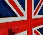 Detail England Bus